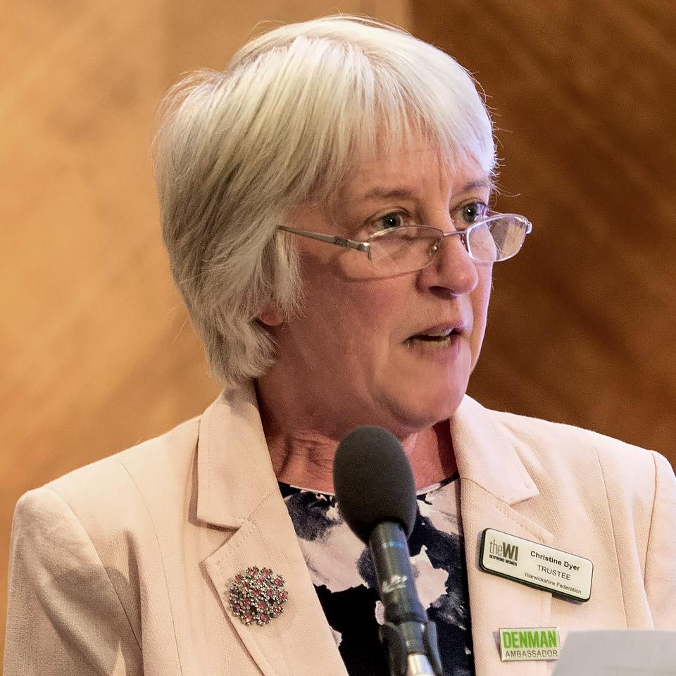 Christine Dyer