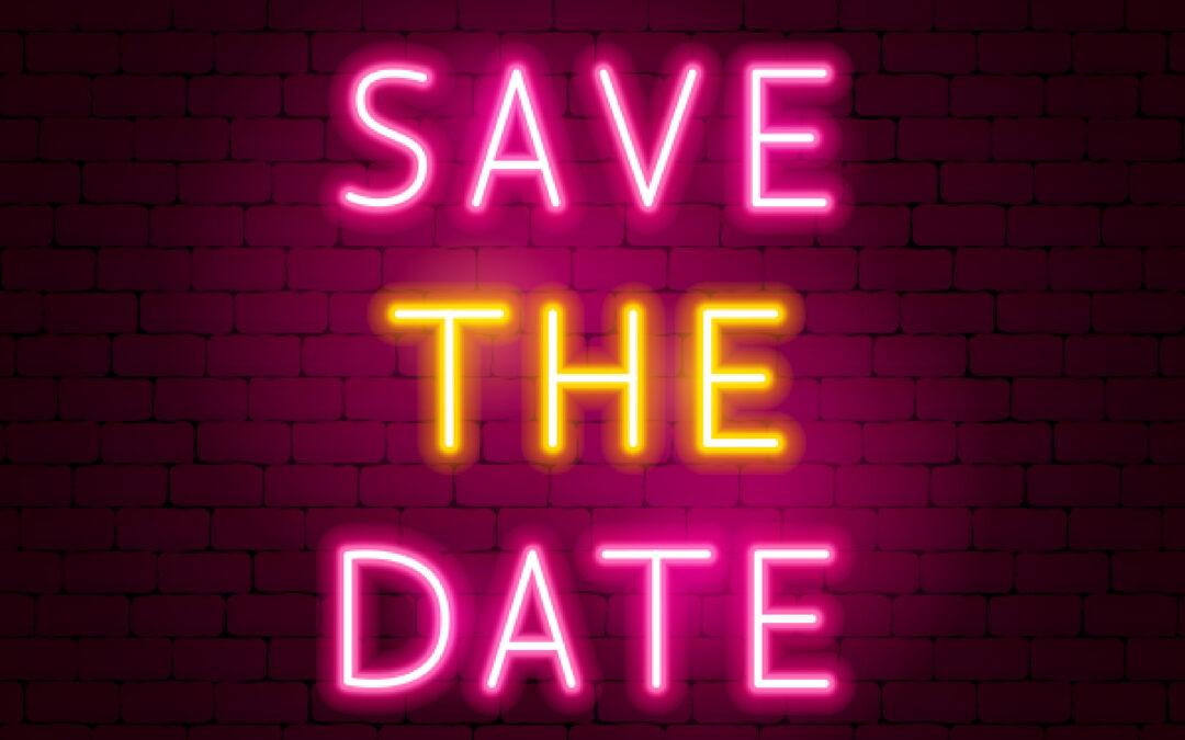 AFM 2021 – Save the Date …