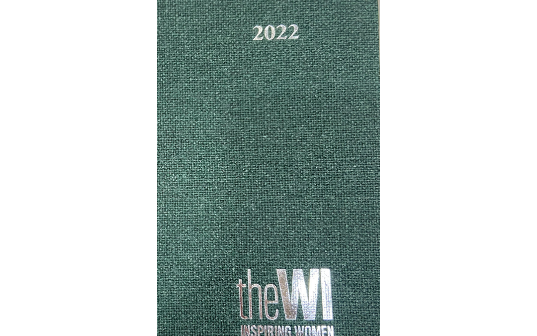Time to order your 2022 Diary
