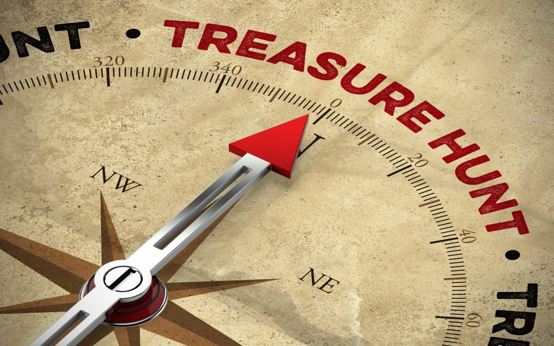 Treasure Hunt 2021 … The Answers!